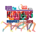 Run for Kidneys Budapest logo
